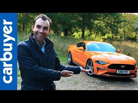 Ford Mustang coupe  in-depth review - Carbuyer