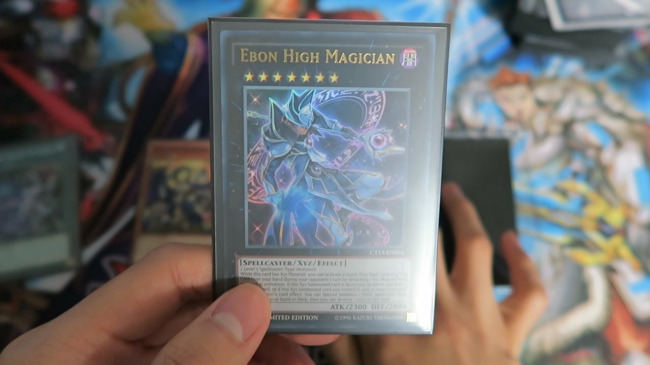 1115c0215c3 How to Double Sleeve Yu-Gi-Oh! Cards using Standard Size - YouTube