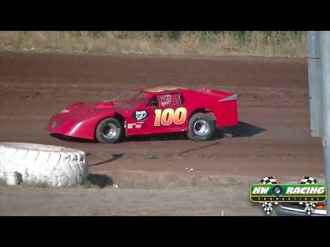 8 2 14 Super Late Models Qualifying @ Cottage Grove Speedway