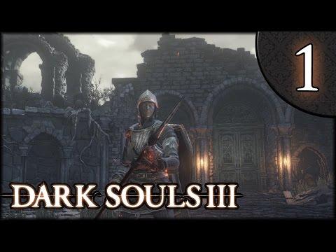Let's Play Dark Souls 3 Gameplay Walkthrough (Herald) - Part 1: Elpee the Herald
