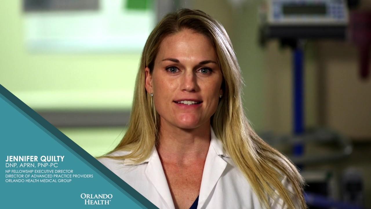 Pediatric Acute Care Nurse Practitioner Fellowship Program