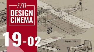 Design Cinema – EP 19 - Portfolio Prep Part 02