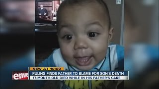 Human Services : Baby died from father's abuse