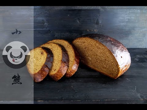 028—俄罗斯黑麦大列巴(Ржаной хлеб、 Russian rye bread)