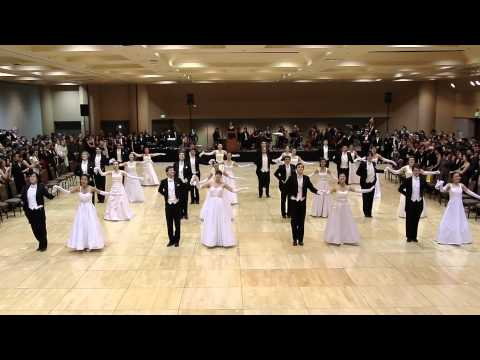 Stanford Viennese Ball 2015 - Opening Committee Waltz