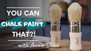 Can You Chalk Paint That?