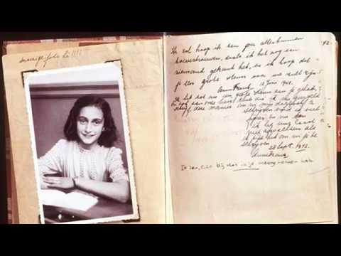 Resumen del libro El diario de Ana Frank - YouTube