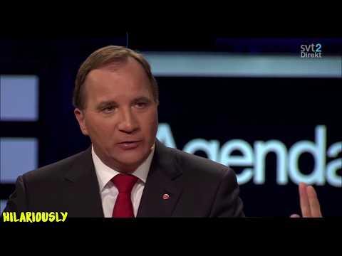5 Gånger Stefan Löfven Skämt ut sig