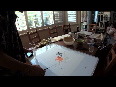 Contemporary Style Chinese Landscape Painting Workshop(1)