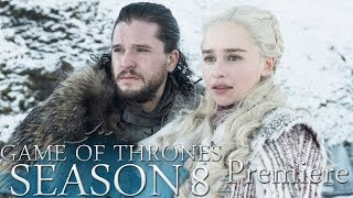 Game of Thrones Season 8 Episode 1 Premiere Review!