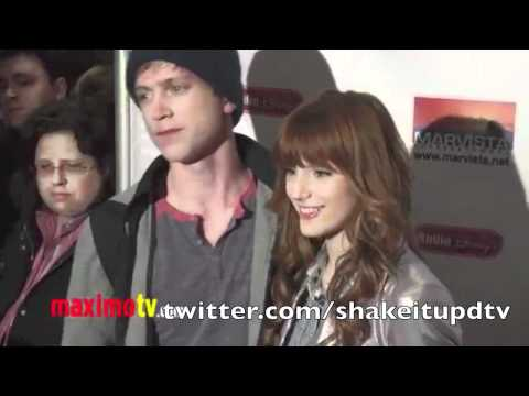 Bella Thorne & Tristan Klier New Disney IT Couple!