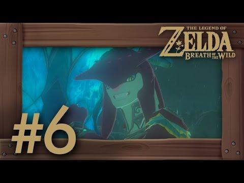 Zelda Breath of the Wild Walkthrough Part 6 | Sidon & Reaching Zora