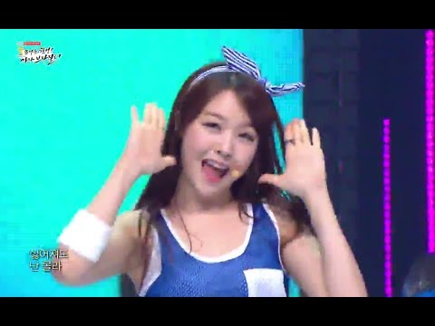 [HOT] Girls Day - Twinkle Twinkle , 걸스데이 - 반짝반짝, 2014 World Cup Cheering Show 20140528