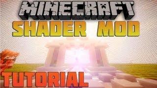 [TuT] Minecraft 1.5.2 Shader Mod Installation Seus V8/10 + Laggfrei [HD]