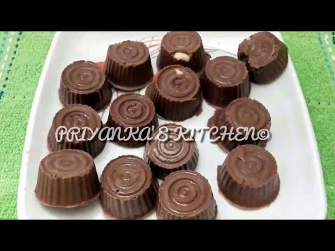 Download HOW TO MAKE CHOCALATE AT HOME | DRYFRUIT CHOCALATE | KIDS SPECIAL | IN HINDI