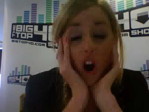 Diana Vickers - Big Top 40 Web Chat (PART ONE)
