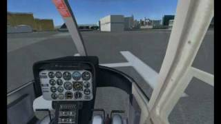 Flight Simulator X - Tutorial - How to fly a helicopter