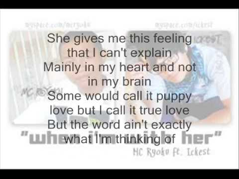 When I'm With Her by MC Ryoku ft. Ickest (With Lyrics)