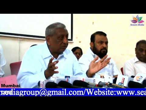 Press Conference Thousands of Students' Life at J.B Nagar in Danger Ministers, Politicians