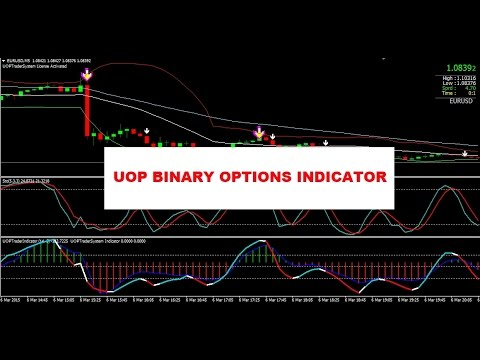 Binary options sentiment indicator