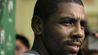 Is Kyrie Irving just a KID?