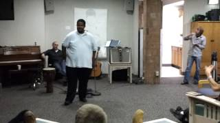 Shortie - Freestyle Poem @ University at Buffalo