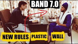 IELTS SPEAKING TEST BAND 7.0 WITH NEW RULES 2020