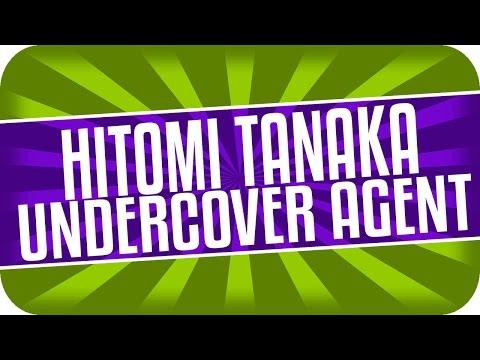 Hitomi Tanaka -  Undercover Agent - 田中瞳