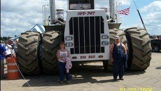 Größter Traktor der Welt