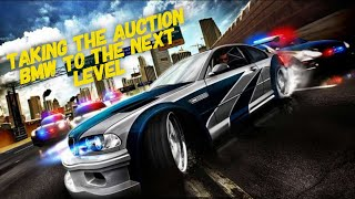 Building the M3 GTR from need for speed most wanted!