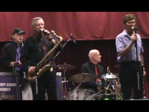 "JIMMY STURR ORCHESTRA AT CAPE CORAL GERMAN AMERICAN SOCIAL CLUB CAPE CORAL ""CLOSING MEDLEY"""