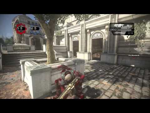 Gears Of War Judgment 2v2 GB (N7 BreakeR z & E 6od)