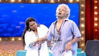 Komady Circus I Dain & Sruthi - Skit I Mazhavil Manorama