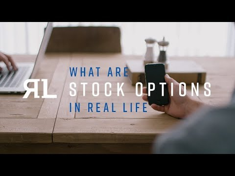 What are Stock Options: In Real Life
