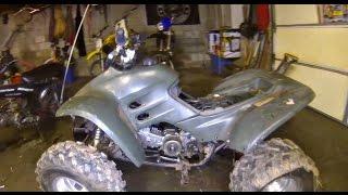 TRX 90 ENGINE SWAP - 125CC PITBIKE MOTOR - LIFAN, ZONGSHEN, GONGYU, ETC