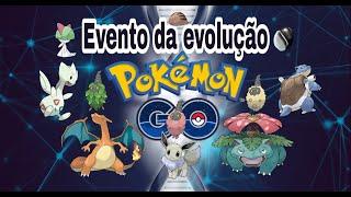 #pokémongo #evento Como ganhar proveito no evento da evolução, quais  melhores Pokémon pra capturar