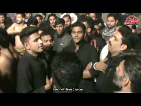 Sajjad a.s Bazara Wich Rida..Zahid Khan & Matami Sangat Anjuman e Hussainia Sadar Bazar 2016