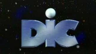 DiC Entertainment logo (1990)