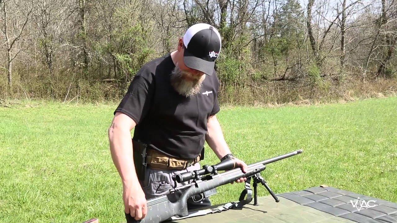 Christensen Arms Ba Tactical 6 5 Creedmoor Youtube