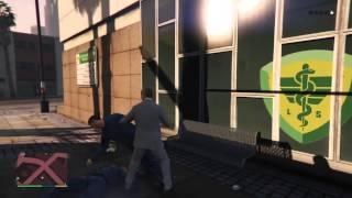 GTA 5 самые жестокие драки