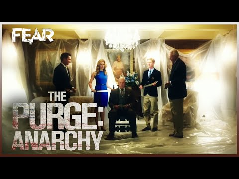 Papa Rico's Farewell Letter | The Purge: Anarchy