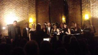 Vocal Inventions Ensemble - Libera me (Requiem By Gabriel Faure) (Ανκόρ) (14-4-2014)