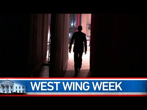 "West Wing Week: 01/30/15 or, ""Namaste Obama"""