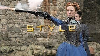 MARY QUEEN OF SCOTS: interviews with Saoirse Ronan, Gemma Chan, Josie Rourke and more...