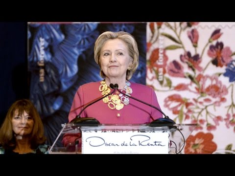 Hillary Clinton reemerges on national stage after 2016 race