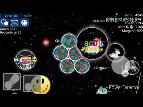 XKU Nebulous - Happy Birthday Pacific ! (Extreme Teaming,Double Split, New Trick???)
