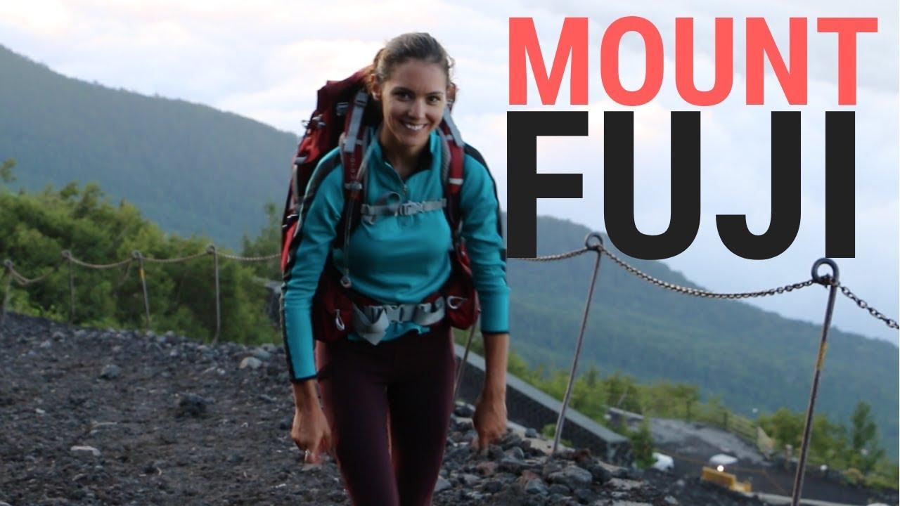 48] Climbing Mt. Fuji - Japan's Tallest Mountain | Abandon Comfort