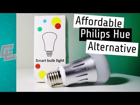 Affordable Philips Hue Alternative   Tuya Smart LED Bulb