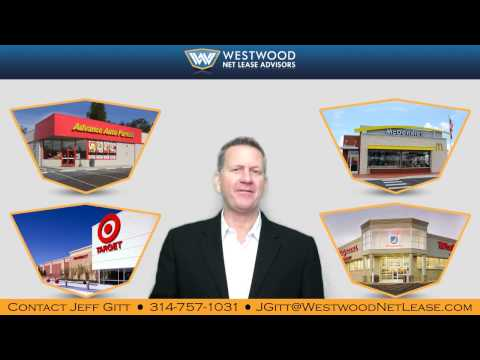 NNN Commercial Property For Sale by Westwood Net Lease Advisors