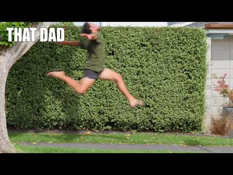 THIS DAD vs THAT DAD - First day at school